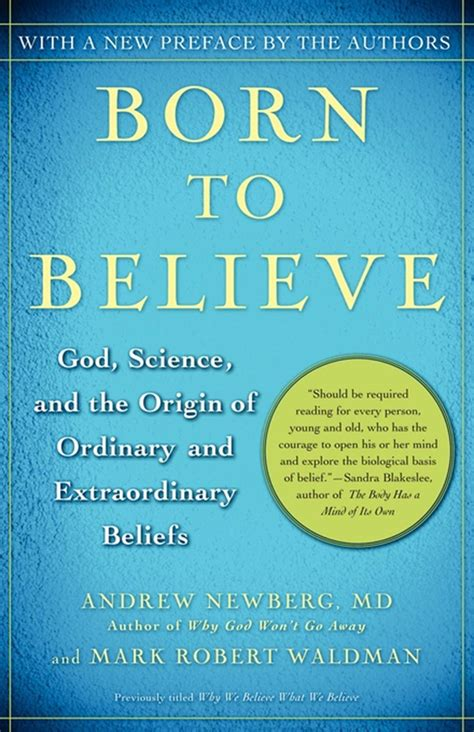 the will to believe books born to believe ebook by andrew newberg robert