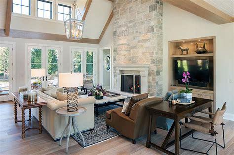 design dilemmas   design  great room fireplace wall