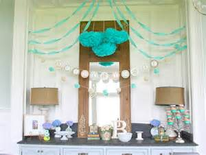 nesting in the bluegrass bridal shower ideas