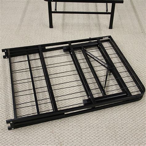 Heavy Duty Bed Frames King 14 Quot King Heavy Duty Metal Bed Frame In Black 125001 5060