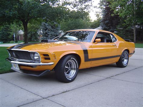 ford mustang 1970 1970 ford mustang information and photos momentcar