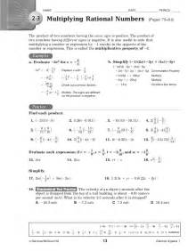 glencoe algebra 1 chapter 8 workbook answers glencoe