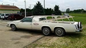 1986 Cadillac Parts Winning Ride Winning Ride S Cadillac Eldorado 1986