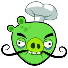 chef pig angry birds wiki