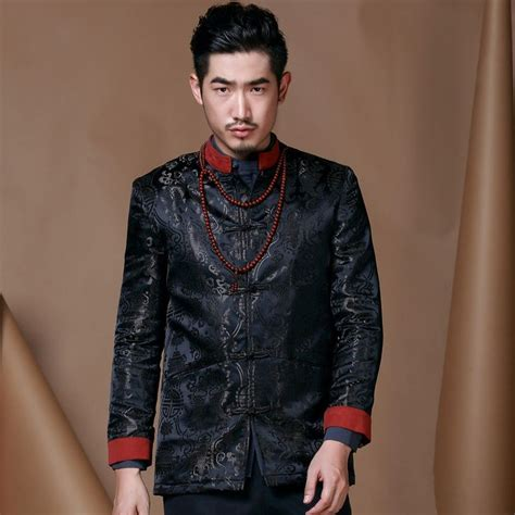 brocade styles for men 104 best chinese jackets coats for men images on