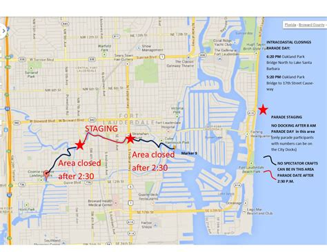 where can i anchor a spectator boat the seminole hard - Winterfest Boat Parade Route
