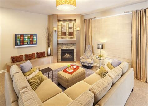 designing around a fireplace clever tips to decorate around corner fireplaces