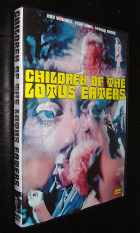 the lotus eaters tv children of the lotus eaters tv 1970 dvd modcinema