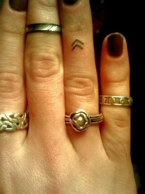 design your own stick on tattoo chevron finger viking symbol meaning create