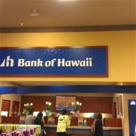 bank of hawaii phone number bank of hawaii 14 reviews banks credit unions 91