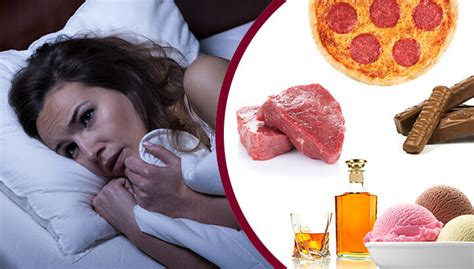 eating before bed nightmares these 7 foods give you nightmares