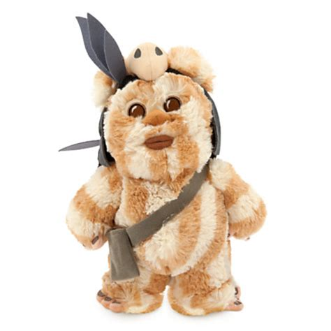 Ewok Pillow by New Plushes Released Including Hitchhiking Ghosts Ewok