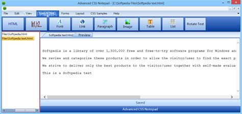 html layout advanced advanced css notepad download