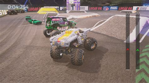 monster trucks jam games monster jam crush it review ps4 hey poor player