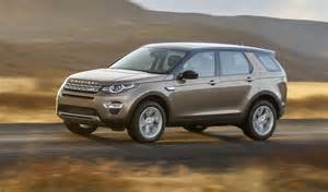 2016 land rover discovery sport quality review the car
