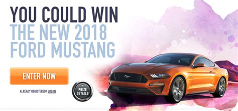 Costco Giveaway 2017 - costco wholesale canada win a 2018 ford mustang gt fastbac giveawayca com