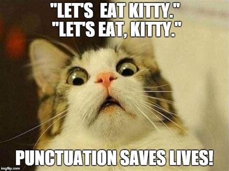 Punctuation Meme - punctuation imgflip