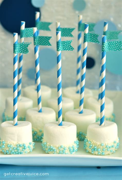 themes for marshmallow bubble birthday party creative juice