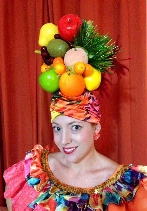 fruit headdress deluxe fruit headdress miranda tutti fruity hat