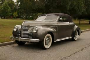 1940 Buick Coupe For Sale 1940 Buick Model 56c Convertible Coupe For Sale
