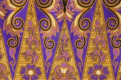 abstract design for batik proud be indonesian jaya report text