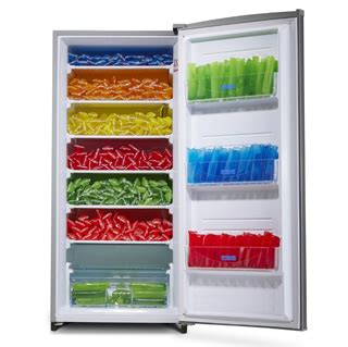 Kulkas Freezer Sharp 8 Rak kulkas terbaik freezer series dari sharp