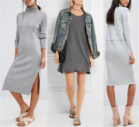 what colors to wear to an what color shoes to wear with grey dress