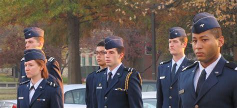 air force rotc service dress uniform air force rotc the louisville cardinal