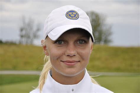 Golfer Tas 457 damlandslaget i kvartsfinal svenska golff 246 rbundet