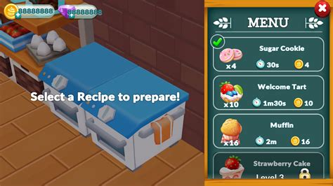 bakery story hack apk ayres30 bakery story 2 v1 1 1 mod apk unlimited coins gems