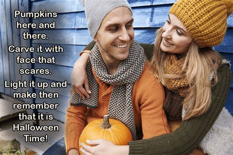 pumpkin halloween love quotes  couples canada  gala