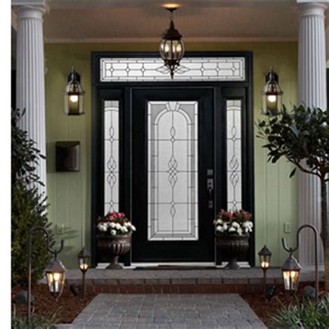 front doors lowes lowe 39 s front entry doors with glass