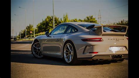 2018 991 2 Porsche 911 Gt3 500hp Launch Start