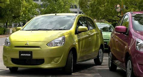 new mitsubishi mirage to be offered in the states with a