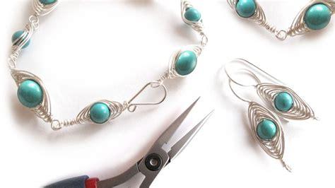 jewelry makings jewelry decorative wire wrapping 1 herringbone