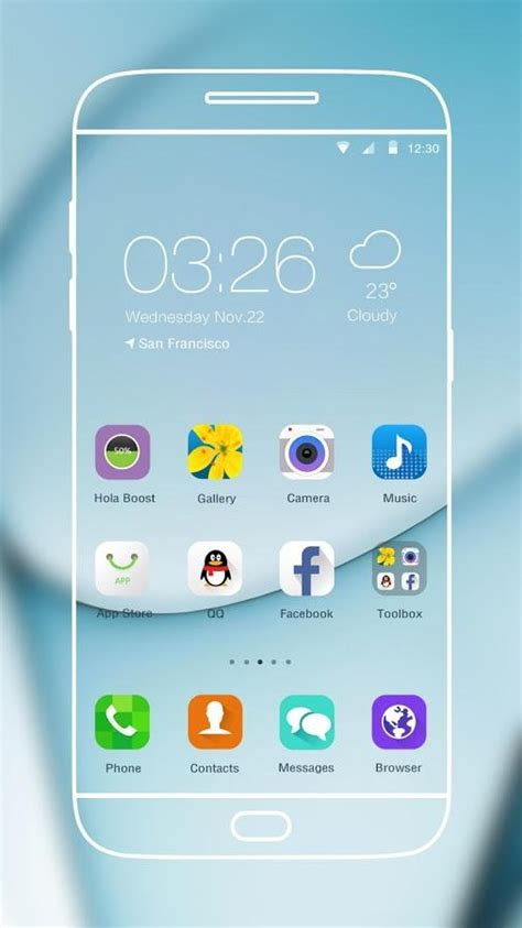 samsung themes review best theme for samsung s7 edge for android free download