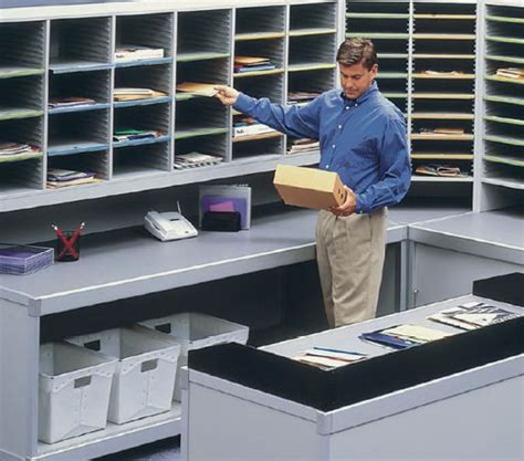 the mail room mailroom furniture mail room sorters tables cabinets