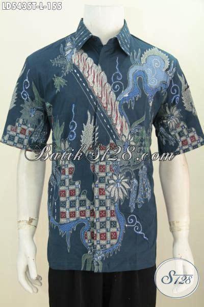 desain baju batik pria elegan hem batik keren dan elegan baju batik tulis desain motif