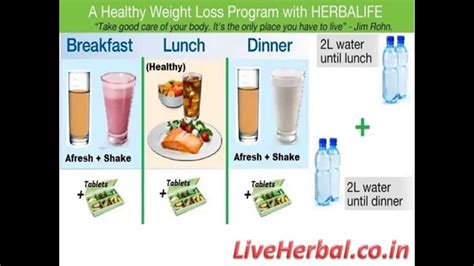 weight management meal plan herbalife diet plan month weight loss program