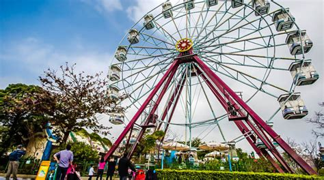 theme park names list theme and water parks in taiwan taiwan an expat and