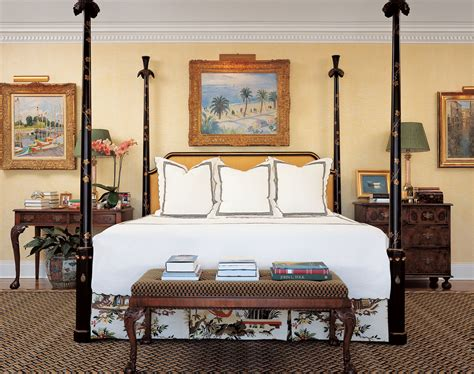 colonial bedrooms a tribute to designer daniel clancy the glam pad