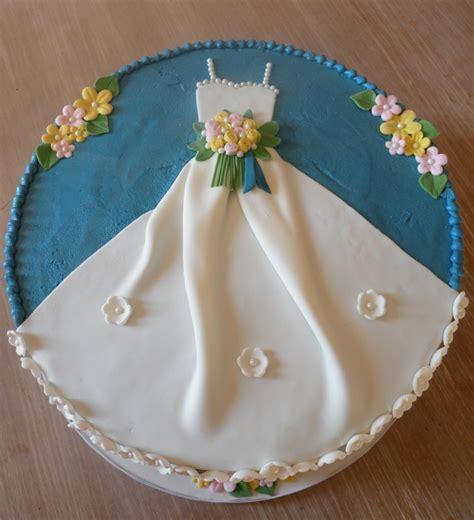 bridal shower cake wedding dress ble bridal shower quot dress quot cake cakecentral