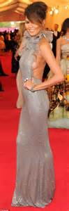 D Barly Dress By Gagil chrissy teigen dons a barely there met gala afterparty