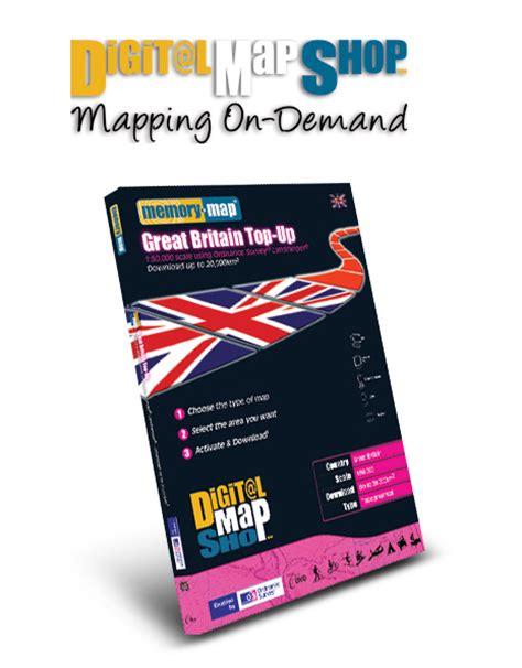 Voucher Map 100 By Ecoshops memory map digital map shop os landranger 1 50000 163 100 top