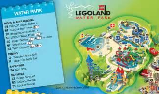 legoland florida water park map legoland in florida