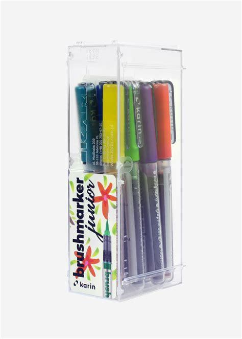 blender colors brushmarker junior 11 colours blender