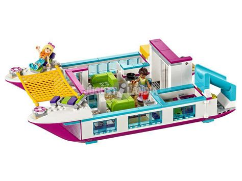 catamaran lego lego friends catamaran juguetilandia