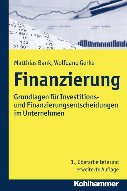 bank finanzierung finanzierung matthias bank wolfgang gerke bei dienst am
