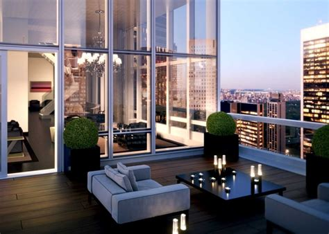 most luxurious penthouses in new york