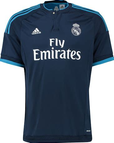 Jersey Real Madrid 3rd Supercopa De Espana adidas d 233 voile les maillots 2015 2016 du real madrid